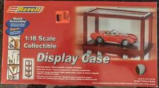 Revell 1:18 Display Case - Hardwood & Acrylic - New In Box