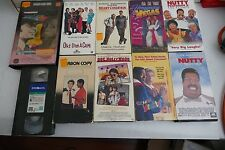 Lot 13 VHS Comedy Movies Home Alone Doc Hollywood Nutty Professor The Toy etc