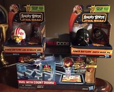 Star Wars Angry Birdsby Hasbro Power Battlers & Telepods NIB