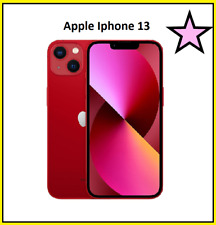 Apple iPhone 13 128GB Product Red 5G 6,1