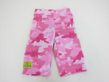 Cowboy's Fuzzy Duds Pink Camo Fleece Shorts - Youth Medium - Pink Camo - New