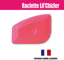 """Raclette """" Lil'Chizler """" Outil de pose film solaire vitre teintée auto CHIZLER"""