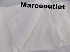 Hotel Collection Linen Collection King Flat Sheet White