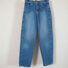 SONOMA Jean Company Women's Carpenters Jeans Size 4 100% Cotton