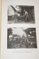 BELGIQUE LA VALLEE DU MAELBEEK MONOGRAPHIE ETTERBEEK ILLUSTRE DE PAUW 1914 RELIE