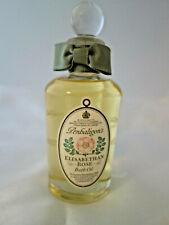 Penhaligon'S Elisabethan Rose Bath Oil - Unopened - New - London