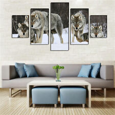 Large Canvas Huge Modern Home Wall Decor Brt Oil Painting Picture Print BB