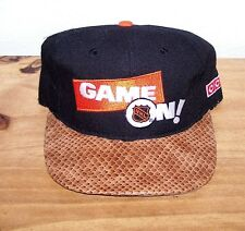 Game On custom Hat /Cap NHL CCM by Apparel#1(PLAY OR GET OFF THE ICE) Flyers