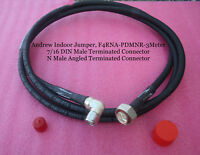 2 Jumper Cable with N type 2 feet new Andrew F1A-PNMNM