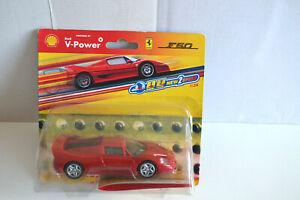 Shell V-Power Ferrari F50  Modellauto 1:38