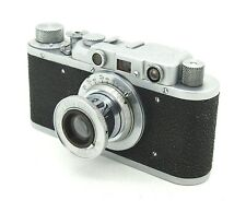 Vintage FED 1 Type 11A 35mm Rangefinder Camera with 50mm F3.5 Lens #5492