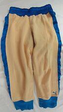 Puma womens sweat/workout pants Capri joggers Cozy pocketless Size Large