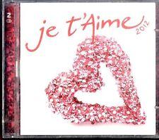 Various – Je T'Aime 2012 Cd Queen Jovanotti Ferro Zucchero Mengoni
