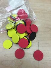 Magnetic ManipuLite Red And Yellow Counters. 60% Off Retail