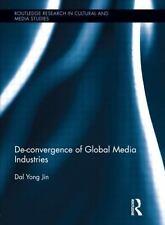 de-Convergence of Global Media Industries (Paperback or Softback)