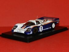 Spark Models 1/43 Porsche 956 Winner Le Mans 1982 Ickx/Bell #1 MiB