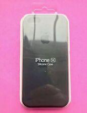 Apple iPhone 5 5S SE Silicon Case New Slim Design Genuine Cover - Slate Grey