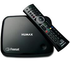Humax HB-1100S Freesat HD Satellite TV Box Receiver, 2-year Warranty, HB1100s