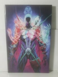 Spawn 301 (2019 IMAGE / CAMPBELL VIRGIN)[1ST FULL APPEARANCE OF NINJA SPAWN] NM+