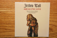Jethro Tull - Aqualung Live SEALED NEW CD