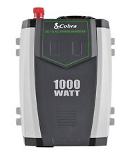 COBRA CPI1090 1000 WATT POWER INVERTER