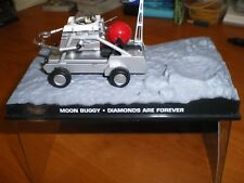 VOITURES COLLECTION JAMES BOND MOON BUGGY LES DIAMANTS SONT ETERNELS