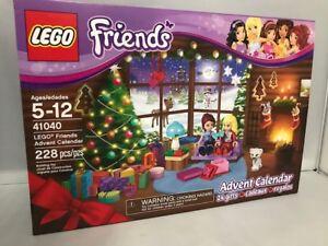 Lego - Friends Advent Calendar 228 PCS. 24 Gifts, # 41040