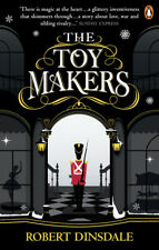 The toy makers by Robert Dinsdale (Paperback / softback) FREE Shipping, Save £s