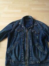 Mens Xl Vintage Diesel Denim Jacket