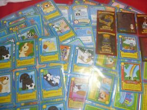 200 WEBKINZ CARDS FEATURE CODE DOODLEZ CHALLENGE CURIO SHOP LOT BIRDY GOOBER