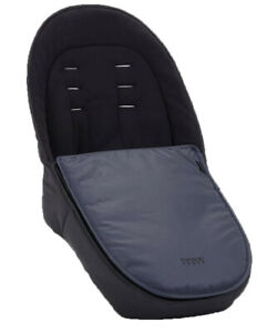 ICandy Strawberry 2 Reversible Deluxe Footmuff - Tudor