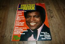 Freizeit Revue 22/1973 TB Roberto Blanco,Marie Versini u Lex Barker,Michael S.