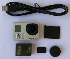 Gopro Hero 3 Silver Edition Camera
