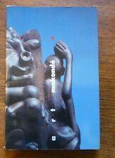 Afrique Mozanbique  Art traditionel  & contemporain ART MAKONDÉ