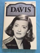 BETTE DAVIS - FIRST EDITION INSCRIBED BY ACTRESS BETTE DAVIS