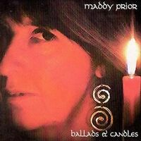 Ballads and Candles by Maddy Prior - EUC Music CD