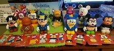 "Disney Vinylmation 3"" Park Set Have A Laugh Set of 12 Chaser Donald Mickey Cards"