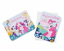 My Little Pony Pinkie Pie & BFF'S Party Invite and Thank-You Combo Pack