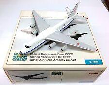 Herpa Wings 1:500 504942 BBC CCCP / WS USSR Soviet Air Force Antonov An-124