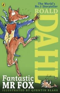 Fantastic Mr Fox by Dahl, Roald Book The Cheap Fast Free Post
