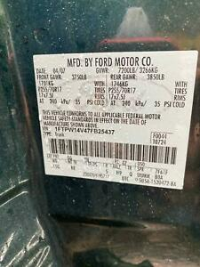 2004-2007 Ford F-150 F150 Windshield Wiper Motor w/Linkage Tested
