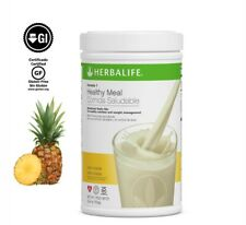 Herbalife Formula 1 Piña Colada Healthy Meal Nutritional Shake Mix. All flavors.