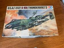 1/48 Tamiya #61028 Fairchild/Republic A-10A Thunderbolt II