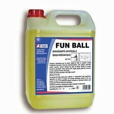 Detergente Sgrassante Universale Tecnico Superattivo Funball 5 lt Kiter