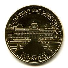 54 LUNEVILLE Château des Lumières, Façade arrière, 2014, Monnaie de Paris