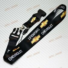 For New CHEVY Chevrolet Camaro Fancy Keychain Lanyard Quick Release Key chain X1