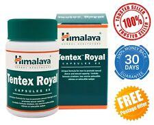 HIMALAYA Herbals Tentex Royal Sex Stimulant Erectile Disfunction 60 Capsules