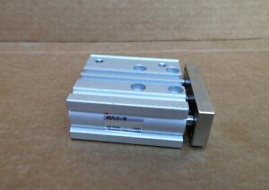 SMC Führungszylinder MGPL12-30, Hub=30mm, Kolben=12mm, mit Kugelführung