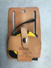 Leather 25' Stanley Measuring Tape Holder -95140 - USA - holder only