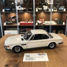 Minichamps 1/18 1972 BMW 3.0 CSI (E9) Coupe White 180029026
